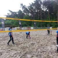 2017 Integratiedag beachnetbal
