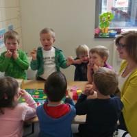 Eerste schooldag K1A - gallerij cindy