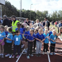 Gemeentelijke veldloop 2016 1ste