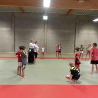 Sportdag 2016 Aiki Jitsu